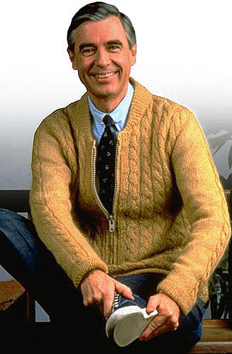 Mister Rogers: Can You Say ""